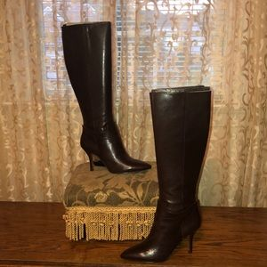 Nine West Nwgetta dress leather boot